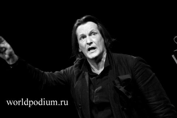 Первый сольный концерт Игоря Миркурбанова с оркестром Red Square Band