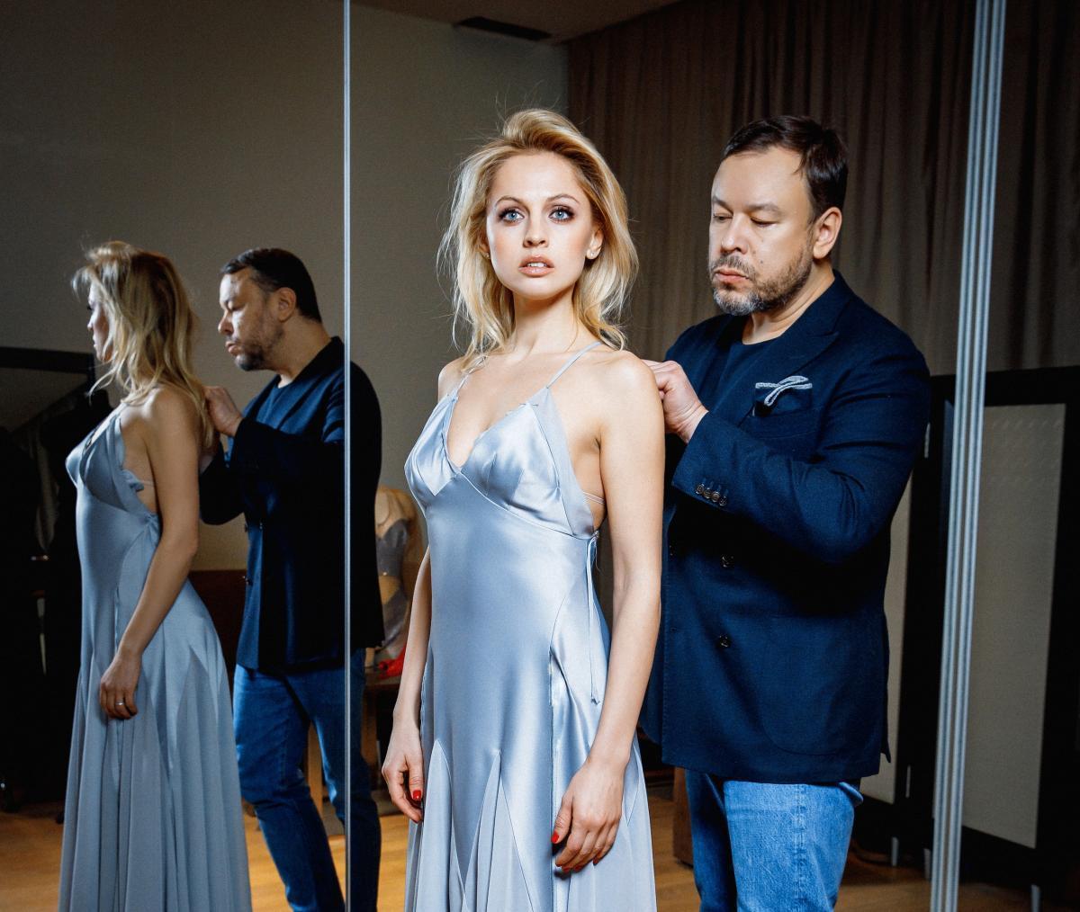 Игорь Чапурин создаст образы артистов шоу «Танцы со звездами»