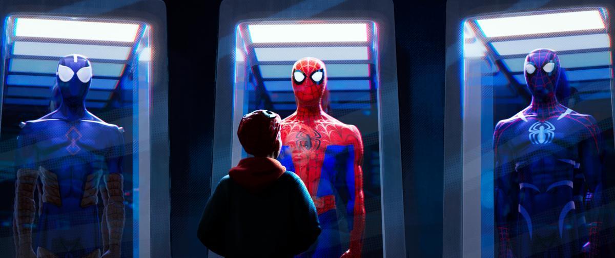 «Человек-Паук» номинирован на «Оскар»