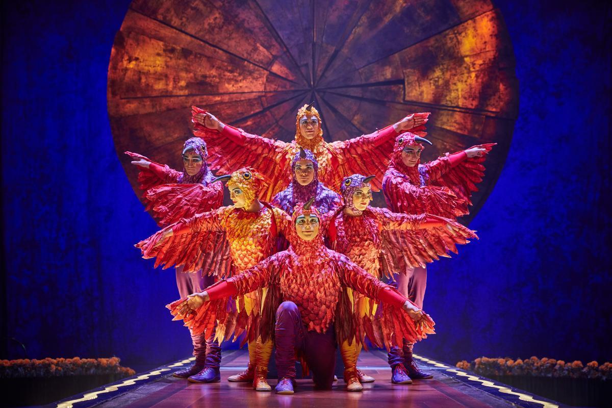 LUZIA™ от Cirque du Soleil: Шоу, которое все ждали!