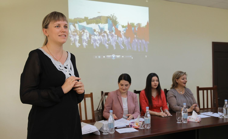 Презентация образовательных программ Южного федерального университета проведена в одной из школ Еревана