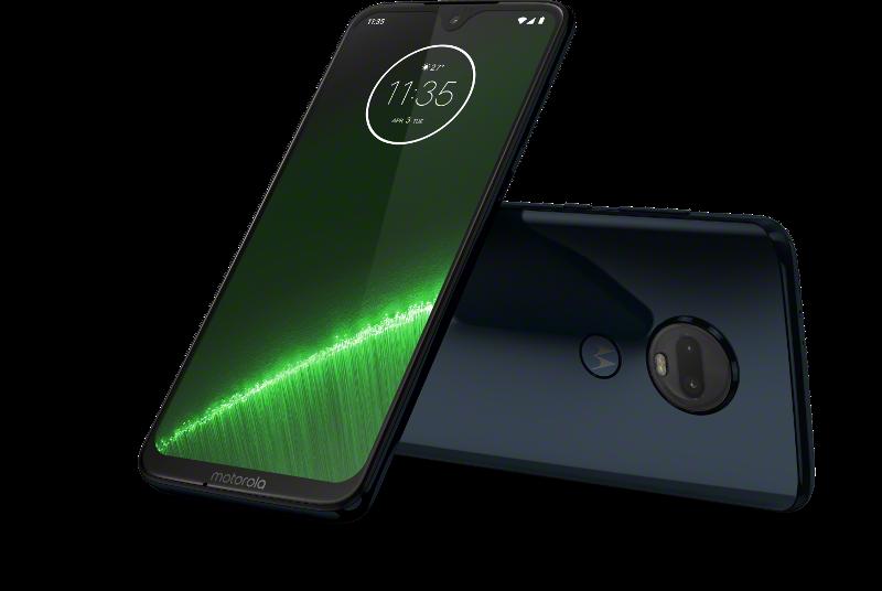 Motorola анонсировала продажу смартфона moto g7 plus в России