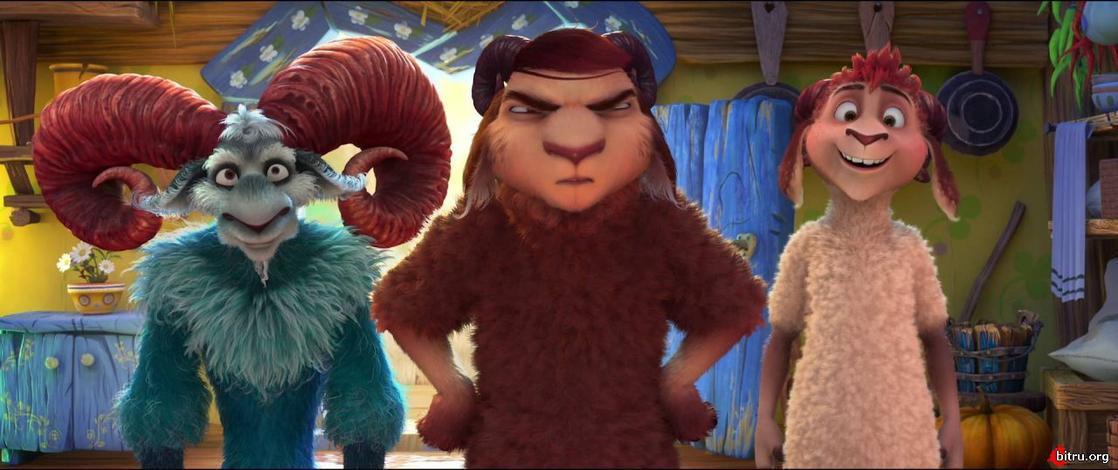 Зрители Греции впервые увидят мультфильм «Волки и Овцы: Бе-е-езумное превращение»