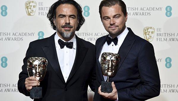 """Драма """"Выживший"""" стала главным победителем на вручении премии BAFTA"""
