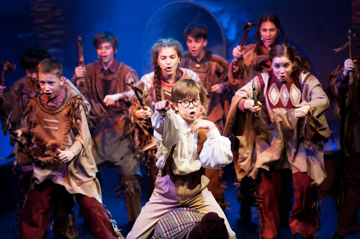 Детский музыкальный театр юного актера открывает новый сезон