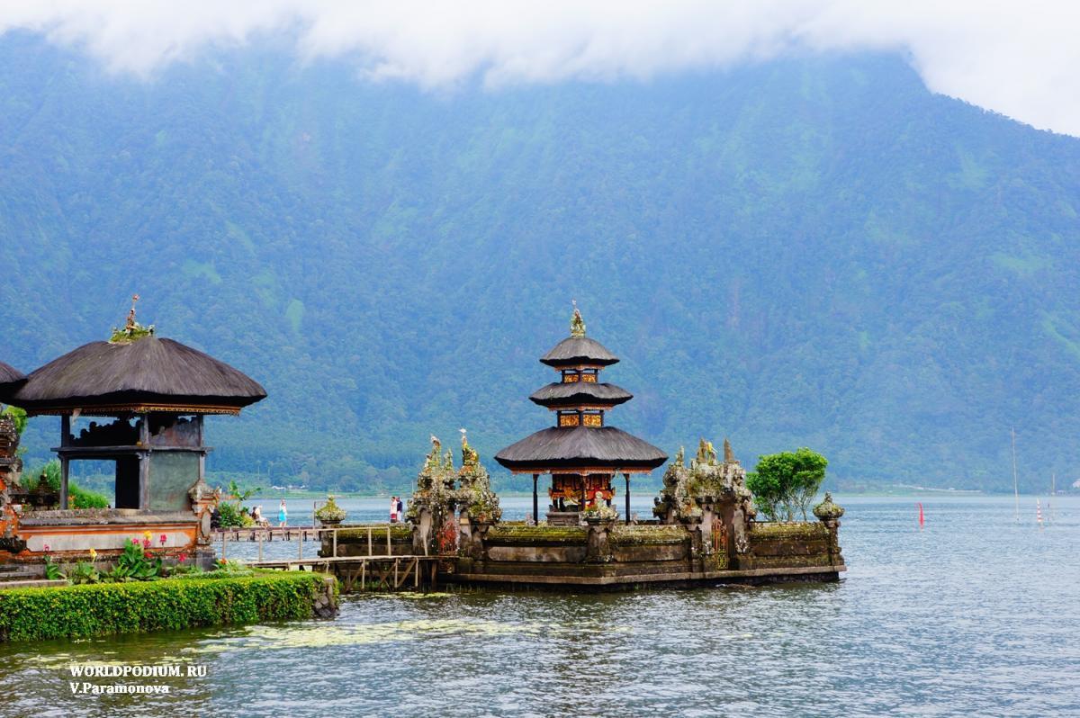 Остров Бали -  жемчужина Малайского архипелага!