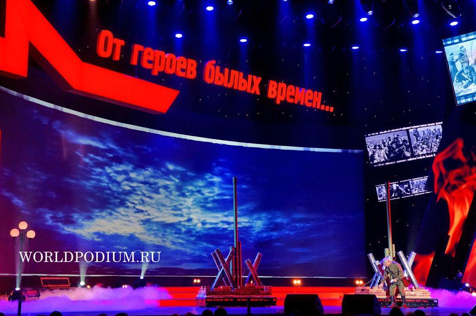 """В День Победы Первый канал снова покажет концерт, посвящённый 45-летнему юбилею фильма """"Офицеры"""""""