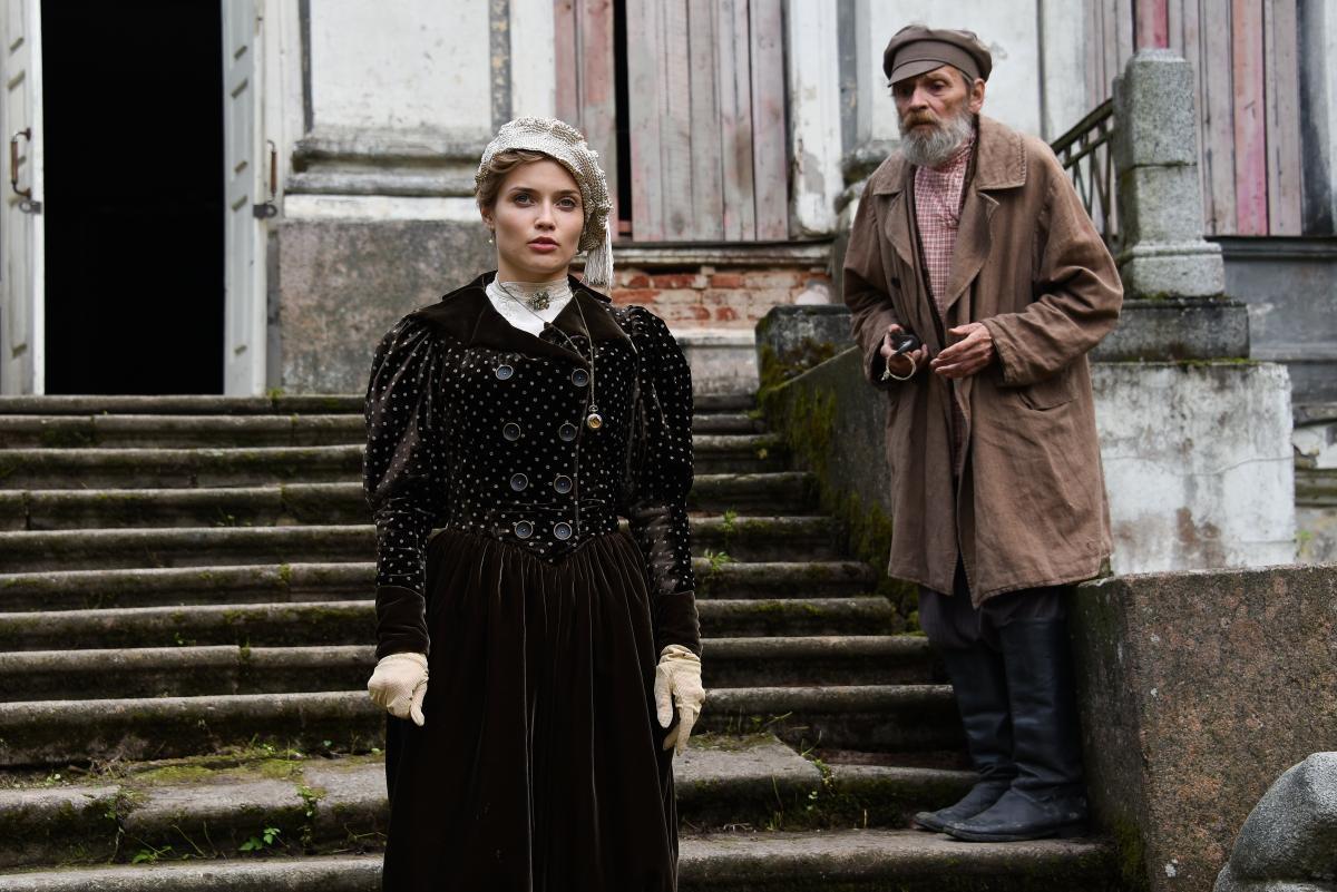 Алина Ланина продемонстрирует незаурядный талант криминалиста в сериале «Формула преступления»