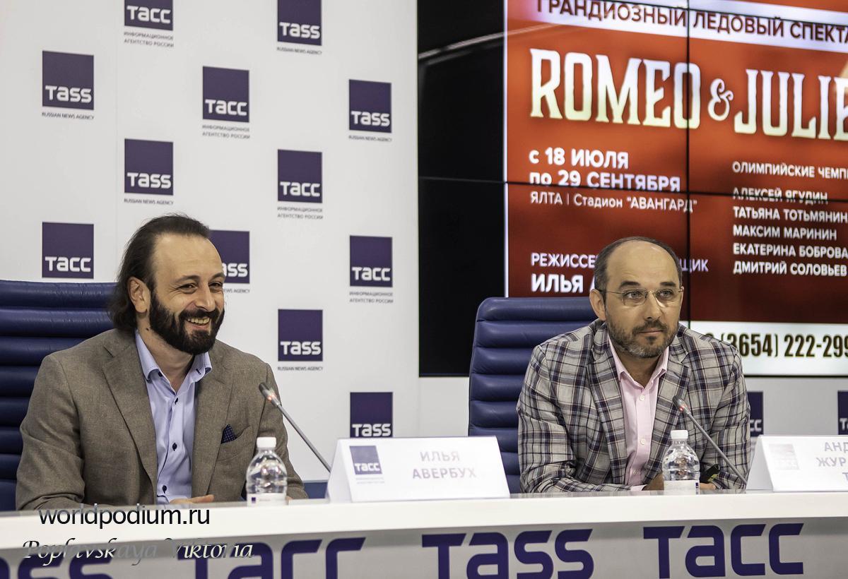 Илья Авербух рассказал о предстоящих российских и международных ледовых шоу