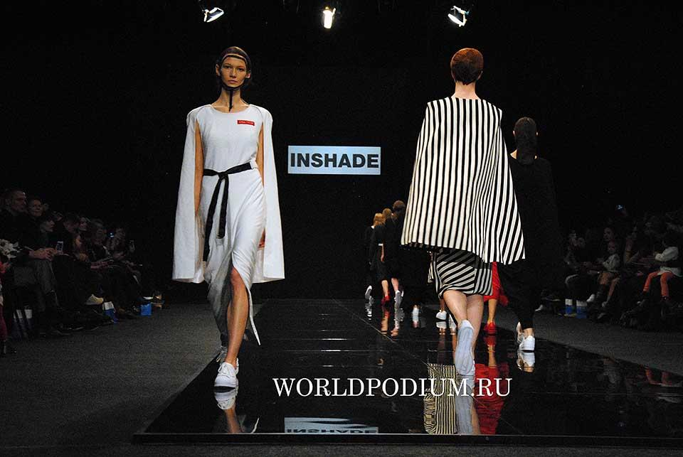 Бренд INSHADE представил новую коллекцию на Неделе моды в Москве сезона осень-зима 2015/2016