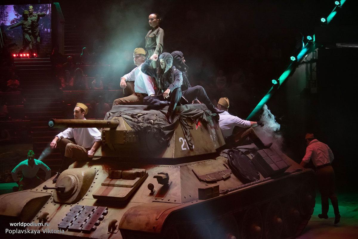 Премьера шоу «И100РИЯ» в Большом Московском цирке - прошлое, настоящее и будущее нашей цивилизации!