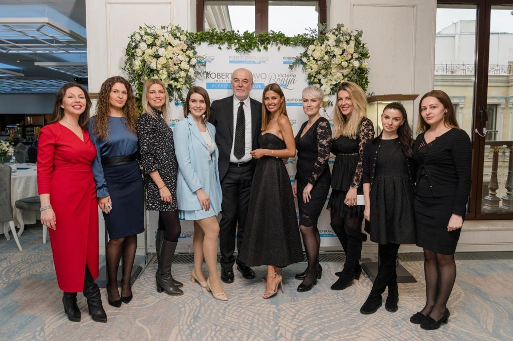 Ювелирный бренд ROBERTO BRAVO и Виктория Боня представили результат совместной творческой коллаборации