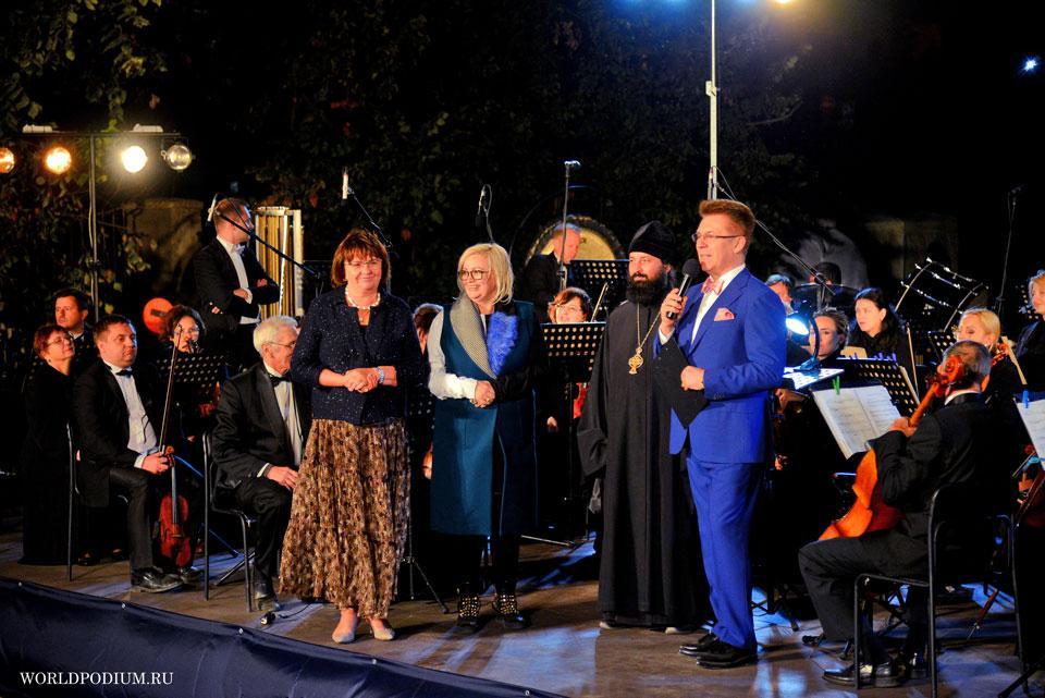 Старт дан! В Херсонесе с успехом прошел финал фестиваля «Мы -россияне!»
