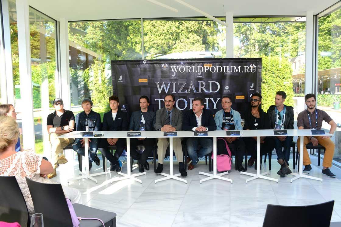 Пресс-конференция «волшебников»