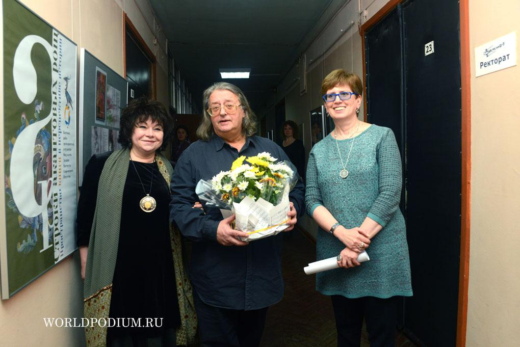 Александр Градский отметит юбилей