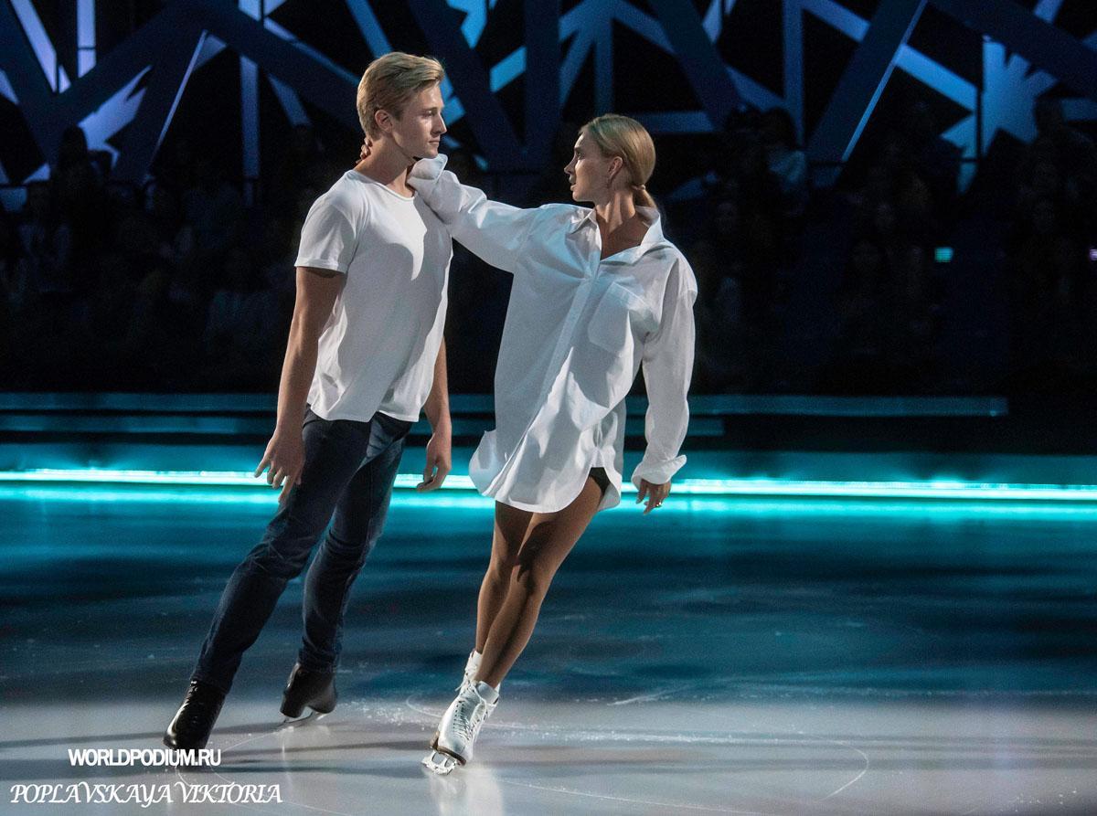 Триумфальное возвращение ледовой феерии: первый выпуск юбилейного сезона шоу «Ледниковый период» на Первом канале!