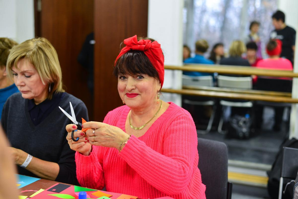 Фестиваль «Young Old: новые старшие» собрал более 13 тысяч человек в минувшие выходные