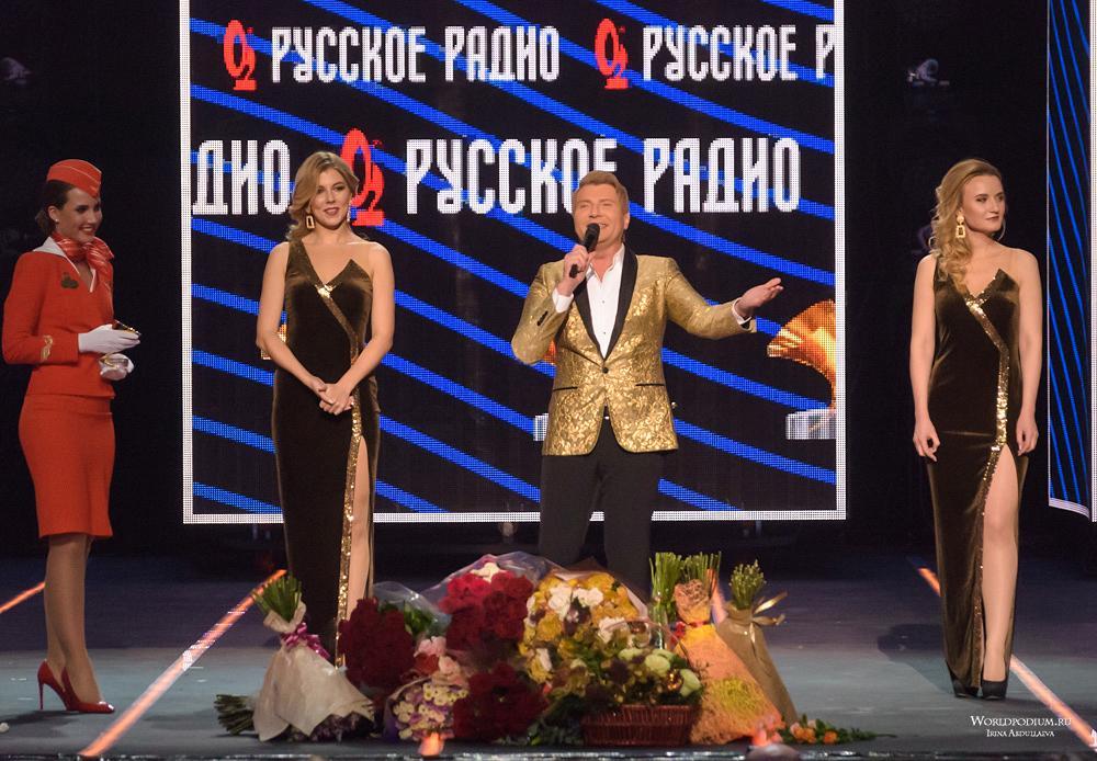 Объявлена дата вручения премии «Золотой граммофон»
