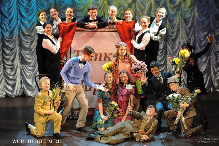 6 марта в стенах «Московского детского театра эстрады» прошла премьера спектакля «ТЕТКА ЧАРЛИ»!