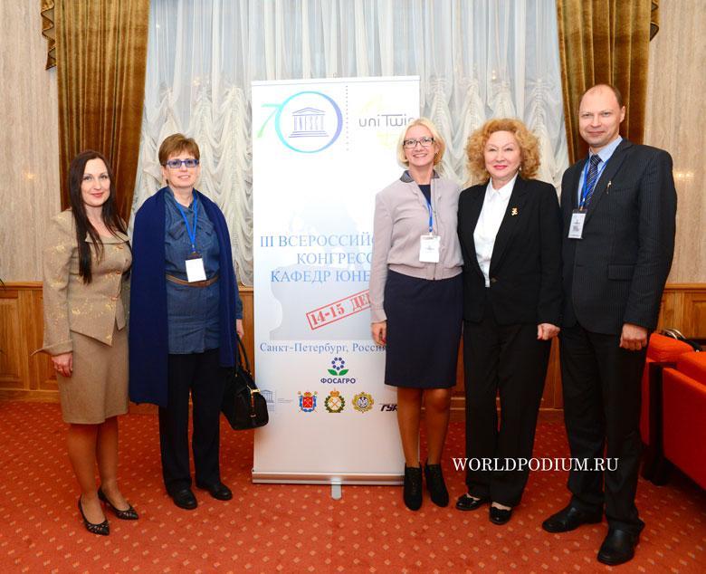 Институт Современного Искусства принял участие в III Всероссийском конгрессе кафедр ЮНЕСКО