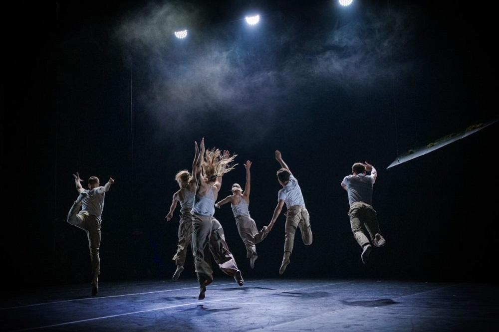 Context. Diana Vishneva объявляет финалистов Конкурса молодых хореографов
