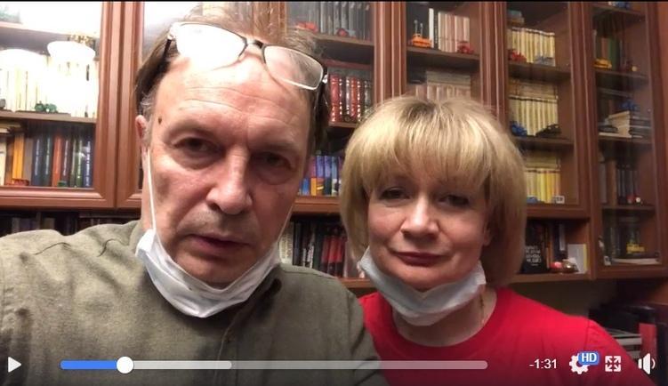 «Мы это пережили!» - руководители театра «Домисолька», Ольга Юдахина и Иван Жиганов, переболели коронавирусной пневмонией