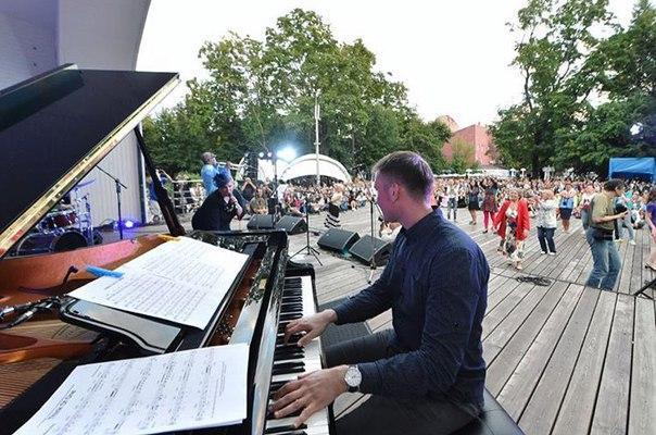 В саду «Эрмитаж» пройдет бесплатный джазовый фестиваль