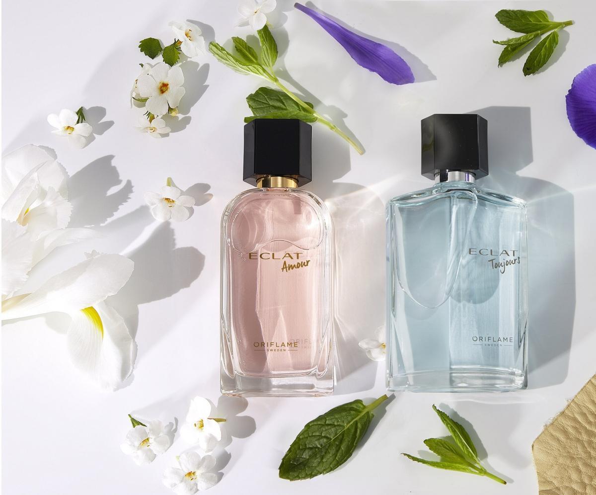 «Любовь навсегда!» - парные ароматы Eclat Lаmour Toujours