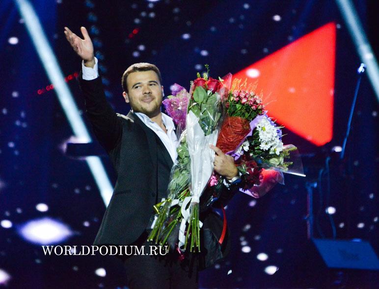Эмин Агаларов дебютирует в кино