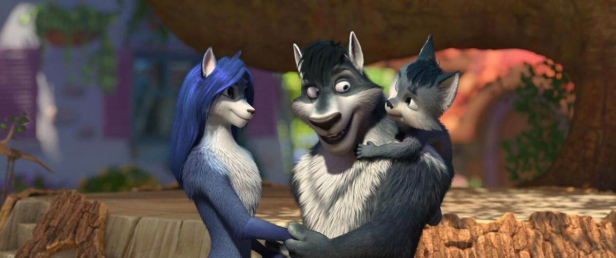 Финальный трейлер о приХРЮчениях героев мультфильма «Волки и овцы: Ход свиньей»