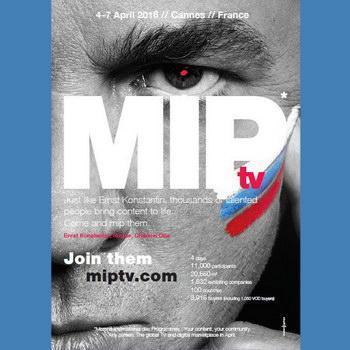 Константин Эрнст стал лицом рекламной кампании телерынка MIPTV 2016