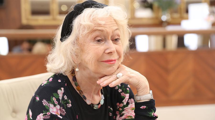 Светлана Немоляева рассказала о съемках с Сергеем Шнуровым