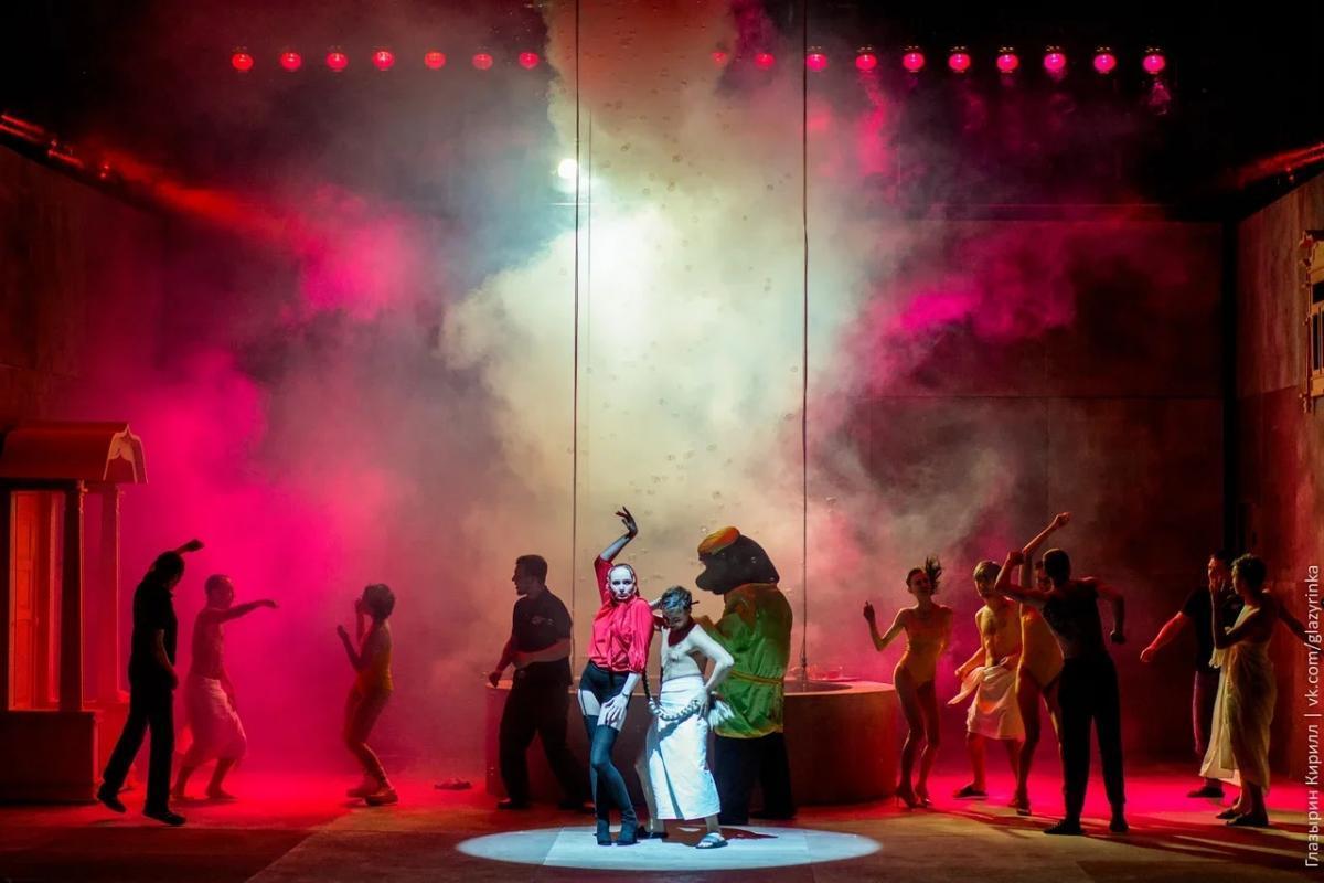 Театральный фестиваль молодой режиссуры «АРТМИГРАЦИЯ»: сегодня открытие