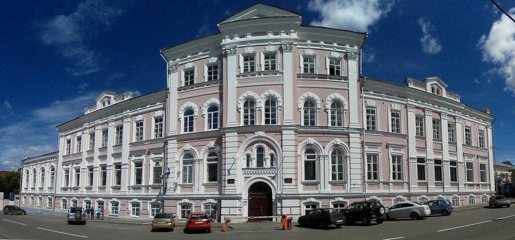Фасад главного корпуса Пермского государственного института культуры отреставрируют к началу учебного года