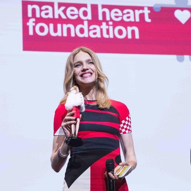 Наталья Водянова стала прообразом Barbie