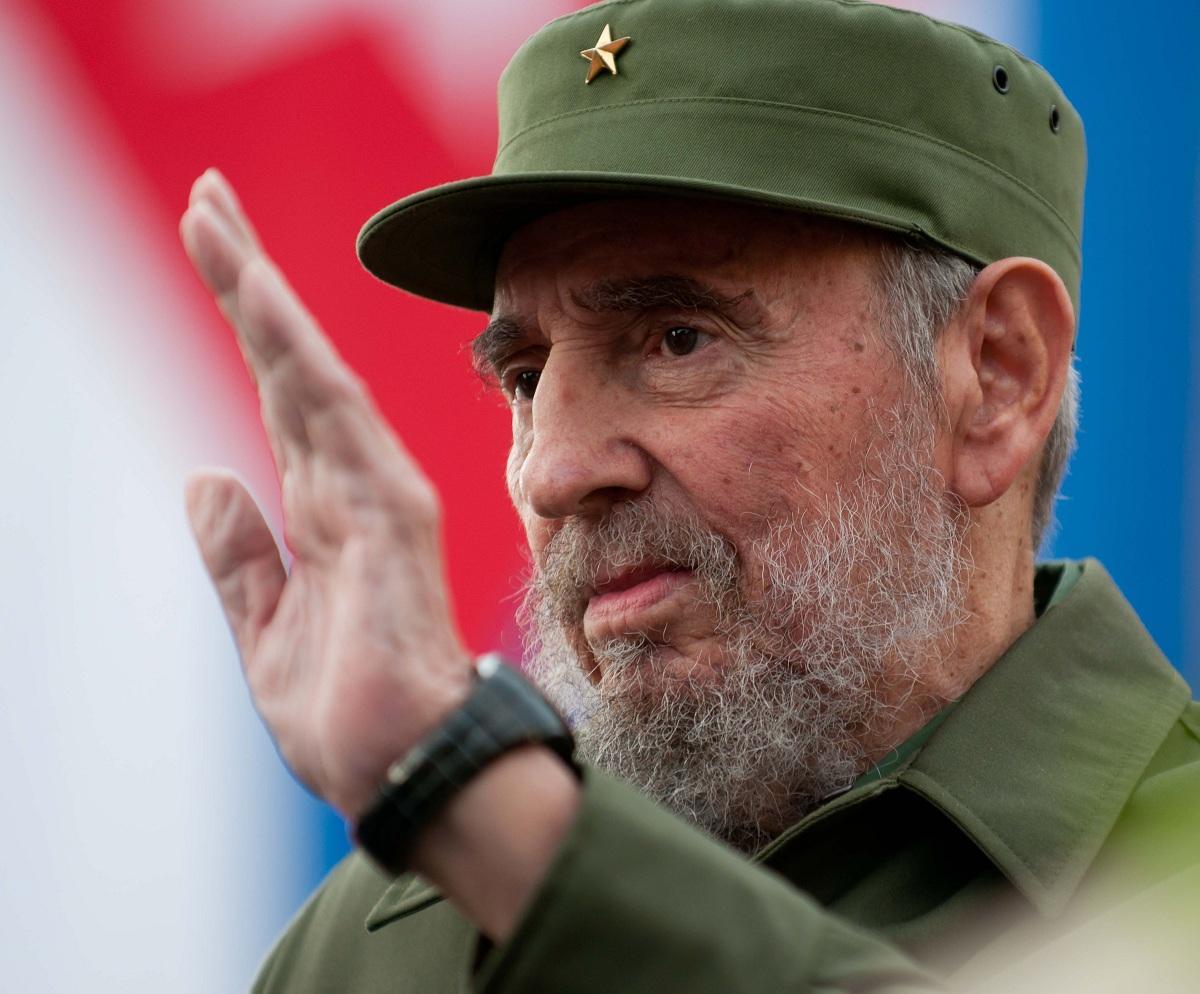 В МИД России презентуют альбом, посвященный Фиделю Кастро