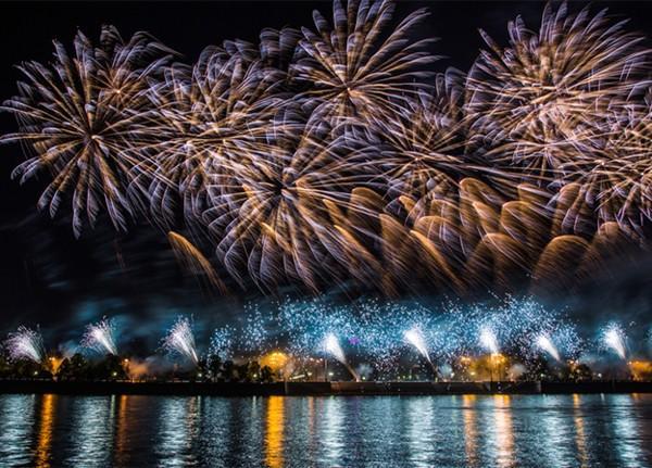 Международный фестиваль фейерверков «Ростех» пройдет в Москве