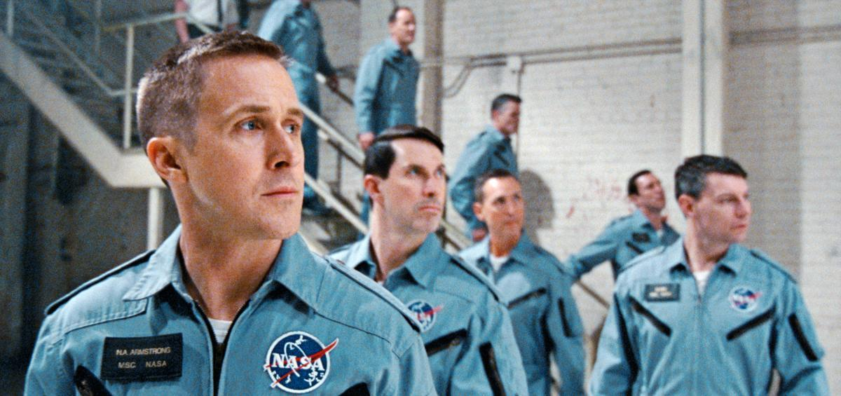 Рецензия на фильм «ЧЕЛОВЕК НА ЛУНЕ»: Космическая ода человечеству