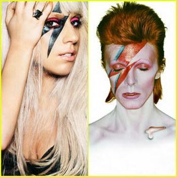 Леди Гага отдаст дань памяти Дэвиду Боуи на «Грэмми»