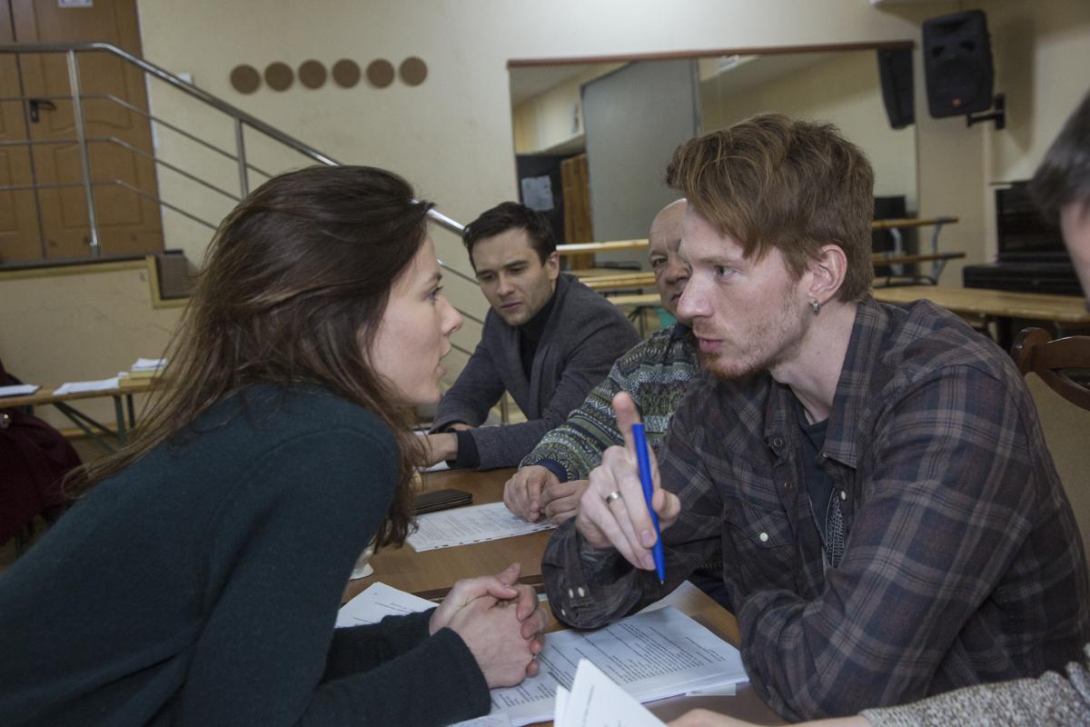 Московский Губернский театр приступил к работе над спектаклем «Безымянная звезда»