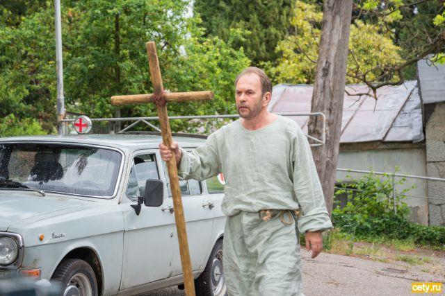 Алексей Гуськов примерит на себя образы Иисуса и гладиатора