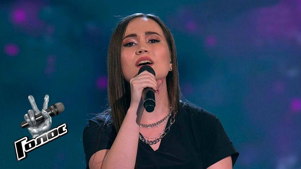 Яна Габбасова стала победителем девятого сезона телепроекта «Голос»