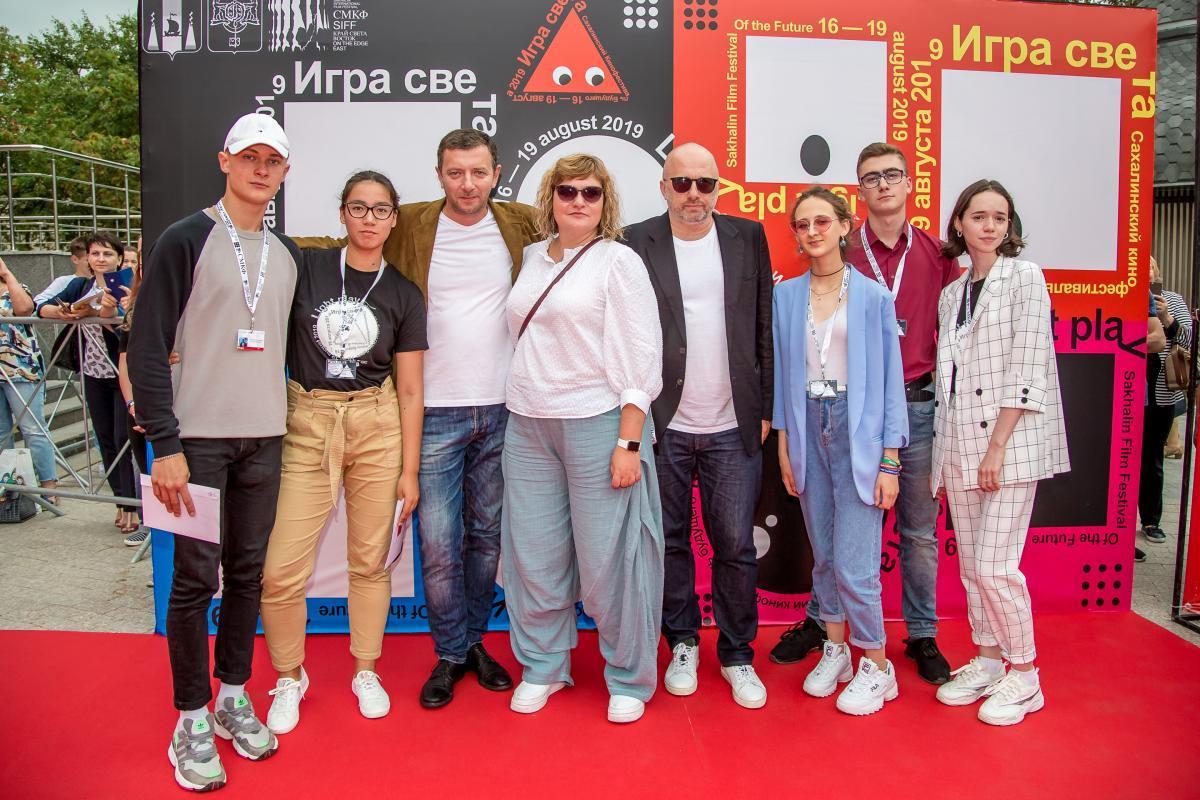 В Южно-Сахалинске закрылся фестиваль «Игра света»