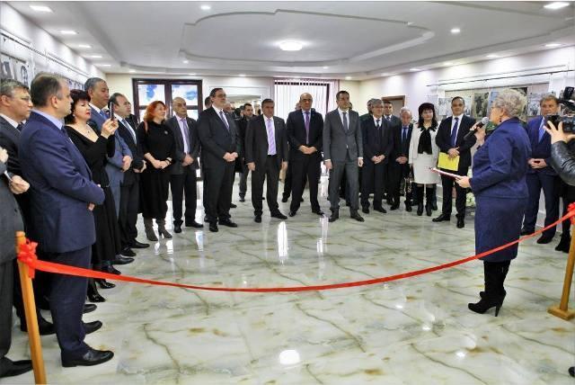 В Гюмри открыт филиал Российского центра науки и культуры