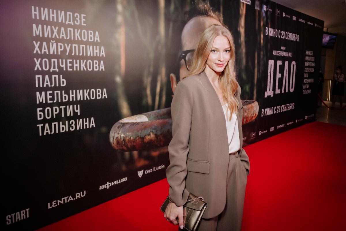 Светская премьера фильма Алексея Германа – младшего «Дело»