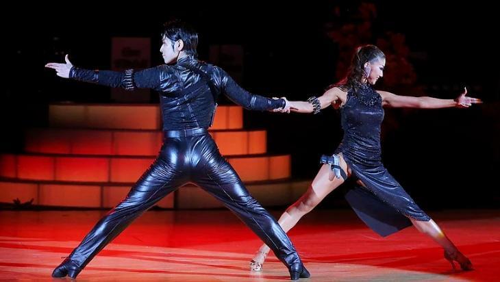 Международный турнир по бальным танцам «Осенняя Москва»