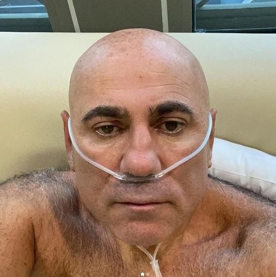 Продюсер Иосиф Пригожин во время отдыха в Дубае в тяжёлой форме переболел коронавирусом
