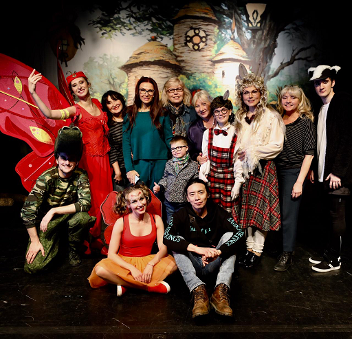В Москве состоялась премьера детского музыкального спектакля «Заветная Мечта»