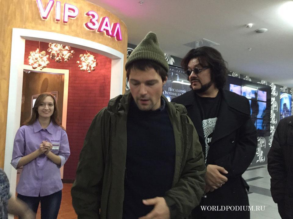 Сегодня сенсационное шоу Данилы Козловского в Самаре!