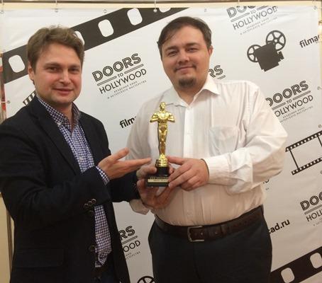 Российский «Ди Каприо» и звезды отечественного шоу-бизнеса открыли двери в Голливуд